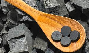 Использование активированного угля для снижения холестерина