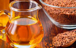 Как принимать льняное масло и семя для снижения холестерина?