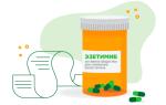 Эзетимиб — действующее вещество для снижения уровня холестерина