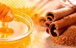 Корица и мед для снижения уровня холестерина: рецепты применения