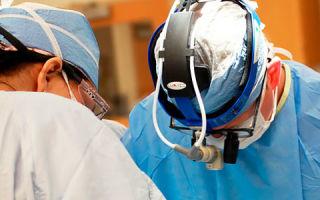 Шунтирование сосудов — что это за операция?