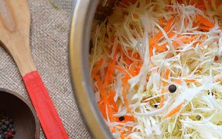Можно ли есть квашеную капусту при повышенном холестерине?