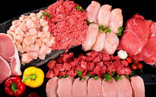 Содержание холестерина в мясе: свинина, говядина, конина, баранина, птица и мясные субпродукты