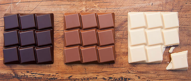 Какой шоколад полезный