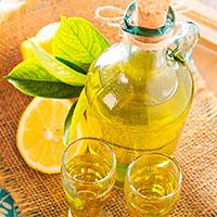 Настойка на водке лимона и чеснока