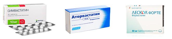 Аналоги Флувастатина