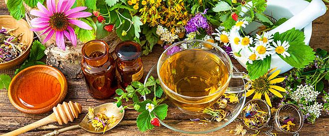 Травяной чай от холестерина