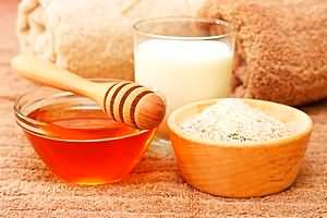 Рецепт отвара из овса с медом