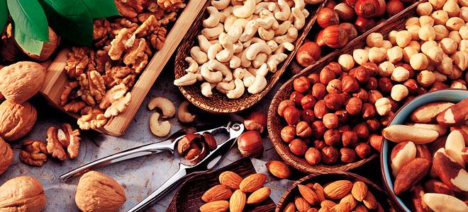 Орехи и холестерин