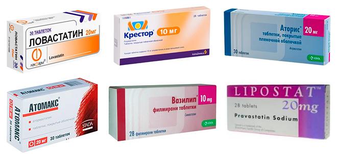 Заменители и аналоги Кардиостатина