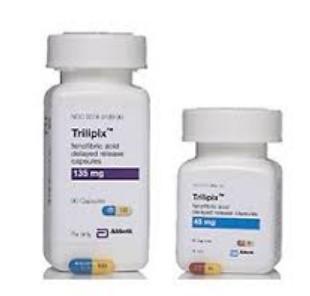 Трилипикс таблетки