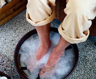 Ванны для ног
