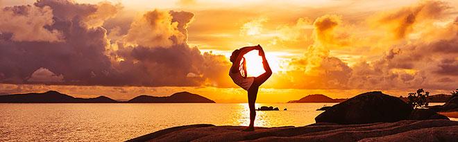 Йога при атеросклерозе