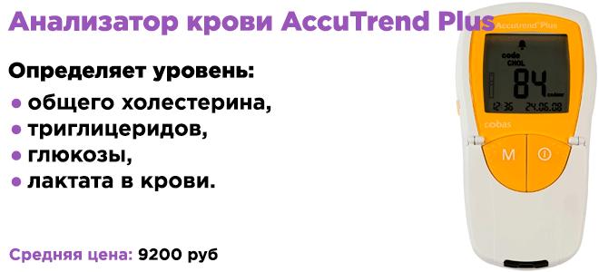 Аккутренд Плюс